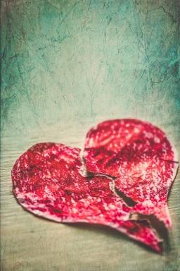 torn heart s