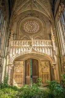 chapel abandoned s