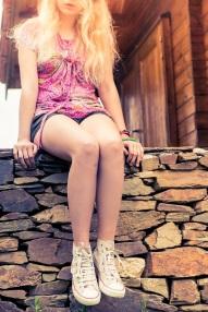 girl on wall (1) s
