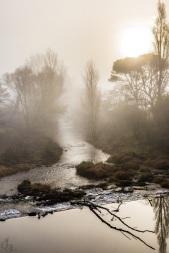 misty water s