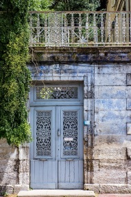 old door and balcony s