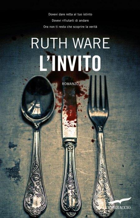 ruth ware l invito Italy, 2015