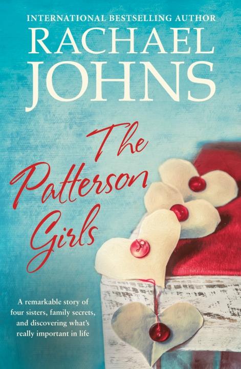 rachel johns the patterson girls Australia, 2015
