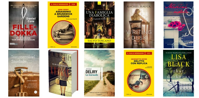 book covers 2017 Collage