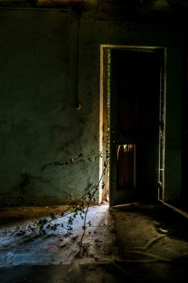 abandoned orphanage