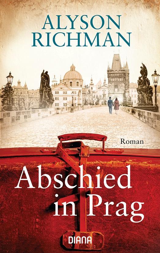 Abschied in Prag von Alyson Richman